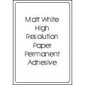 High Resolution matt finish paper